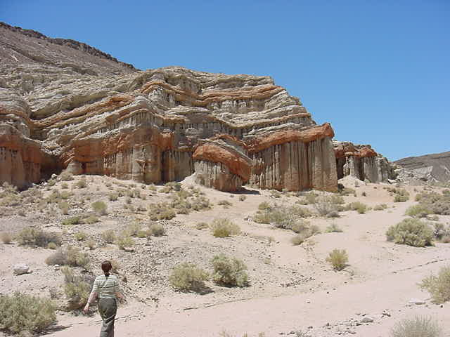 At red rock canyon state park